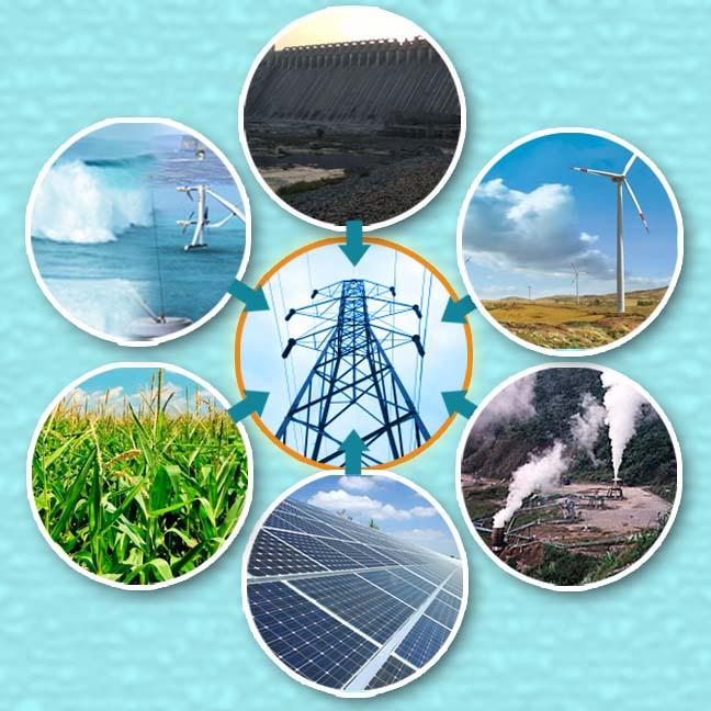 Renewable Resources - Bryan info of Energy's